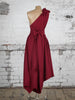 Deep Red Jessie Dress