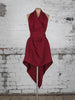 Deep Red Alice Maxi Top