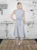 Silver Grey Darcy Dress