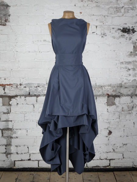 Gunmetal Wendy Dress