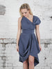 Gunmetal Mollie Dress