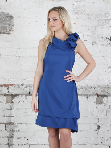 Royal Blue Anna Dress