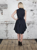 Navy Trench Dress