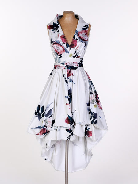 Lizzie Floral Harlow Dress