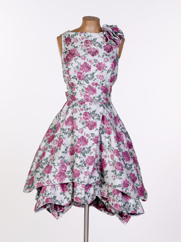 Hattie Floral Mia Dress