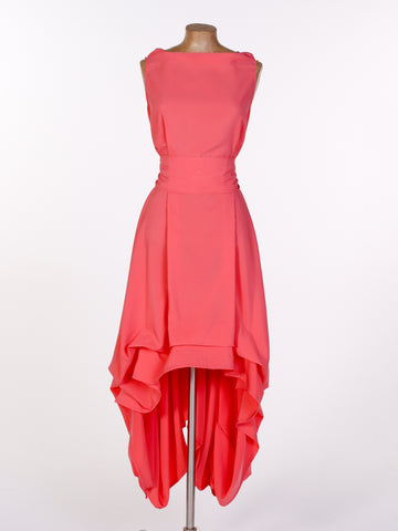 Coral Wendy Dress