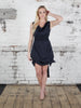 Navy Tiffany Dress