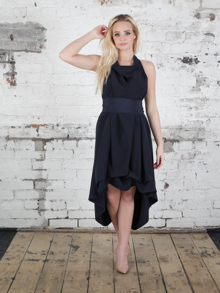 Navy Alice Dress