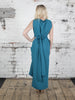 Teal Willow Dress