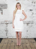 Ocean Rose Anna Dress in Cream