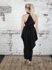 Black Alice Maxi Top