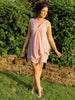 Dusky Pink Sofia Dress