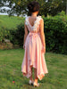Romance Wendy Dress in Peach