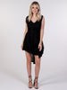 Black Lace Sofia Mini Dress