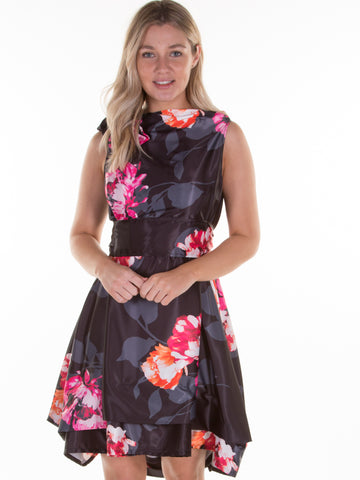 Black Santa Cruz Mia Dress