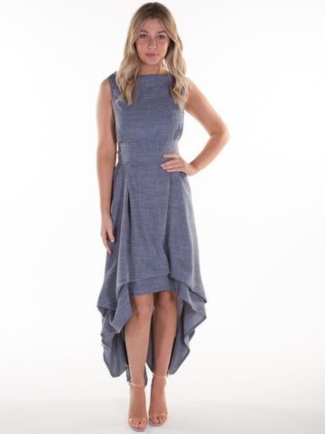 Denim Look Wendy Dress