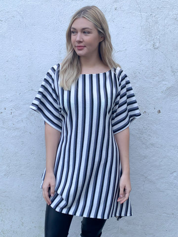 Stripe Atlas Top/Dress
