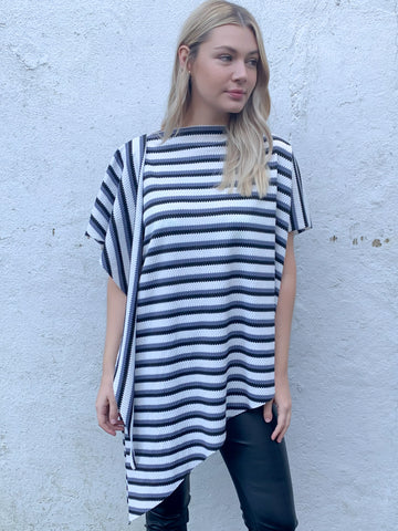 Stripe Harper Top