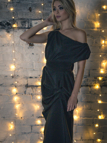 Black Willow Dress