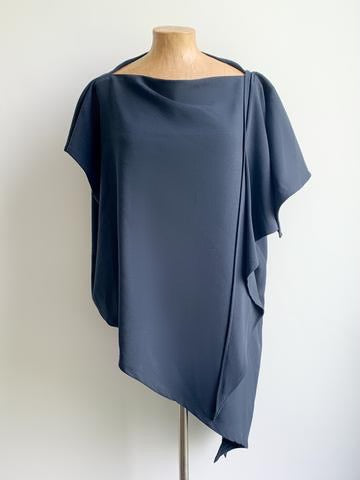 Navy Harper Top