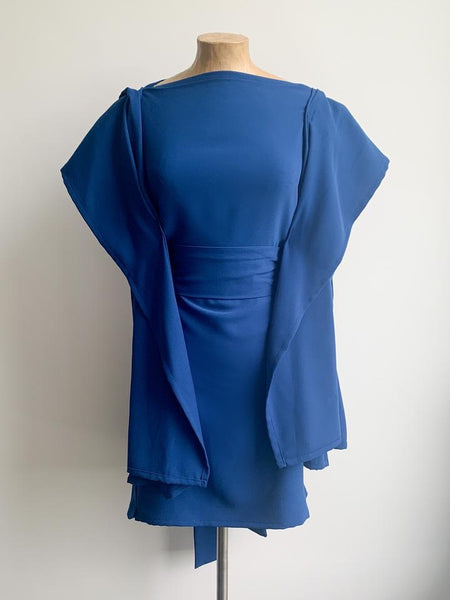 Royal Blue April Dress