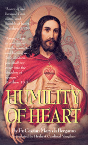 Humility of Heart by Fr Cajetan Mary da Bergamo