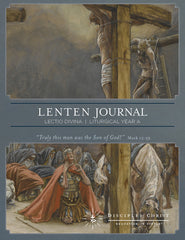 Lenten Journal