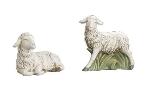"2PC ST 5"" SHEEP"