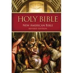 The new American Bible Revised Edition Red paperback