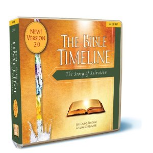 The Bible Timeline: The Story of Salvation (chart)