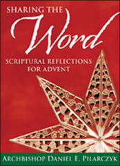 Sharing the word: scriptural reflections for advent