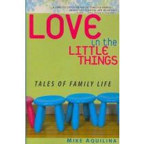 Love in the little things: tales of family life by Mike Aquilina