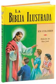 La biblia illustrada por REV. Lawrence G. Lovasik, S.V.D