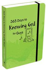 365 Days to Knowing God for Guys by Carolyn Larsen