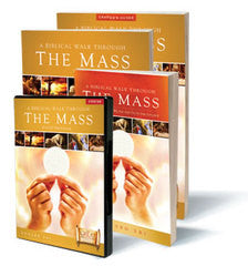 A Biblical walk through The Mass Starter Pack with Booklet