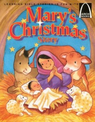 Mary's Christmas Story by Teresa Olive