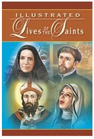 Lives of the Saints illustrated