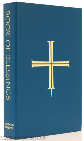 Book of blessing - Abridged Edition