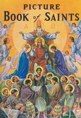 Picture Book of Saints by Rev Lawrence G Lovasik