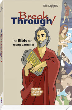 Break Through! The Bible for young catholics   Little Angels