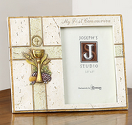 "7"" First Communion Frame"