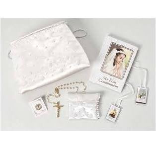First Holy Communion Box set for Girls