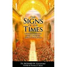 The signs of the times: Understanding the Church since Vatican II