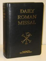 Daily Roman missal - according to the Roman missal, third edition