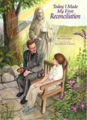 Today I made my First Reconciliation by Dianne Ahern