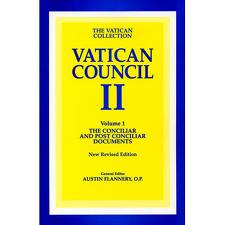 Vatican Council II Vol 2: More post conciliar documents - New Revised Edition
