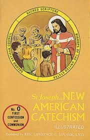 St Joseph New American Catechism Illustrated - No. 0 First confession and Communion