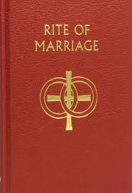 The rite of marriage