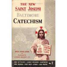 The new Saint Joseph baltimore catechism - Official revised edition