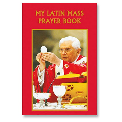 My Latin mass prayer book